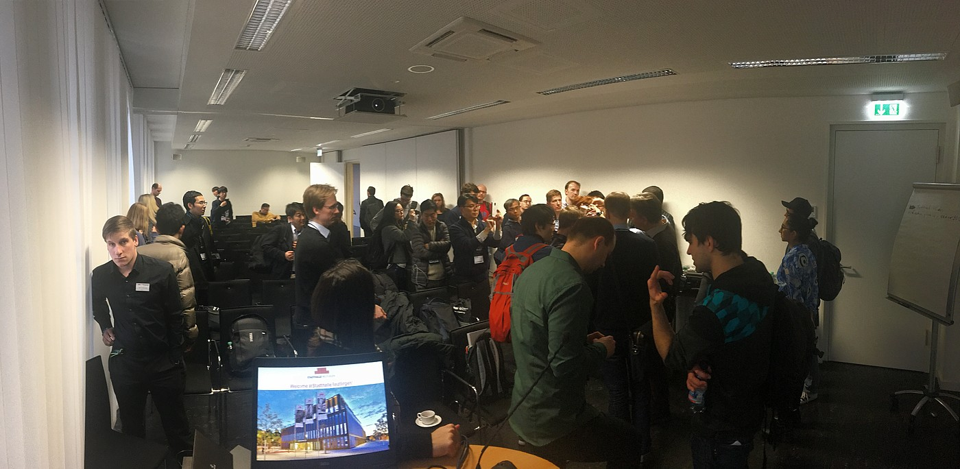 015832af24f Katerina Mania co-organized a full-day tutorial at IEEE Virtual Reality 2018