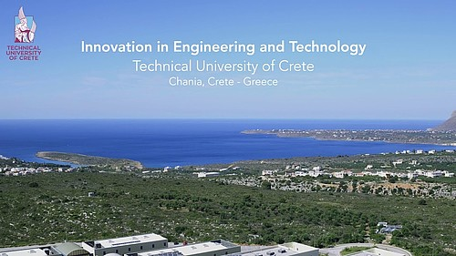 Technical University of Crete - Innovation in Engineering and Technology, Technical University of Crete