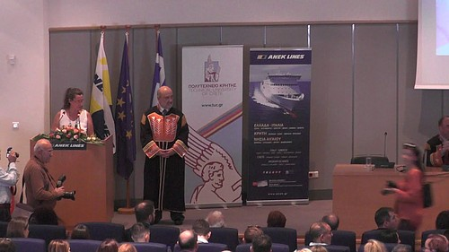 Απονομή Διπλωμάτων - Οκτώβριος 2019, Technical University of Crete